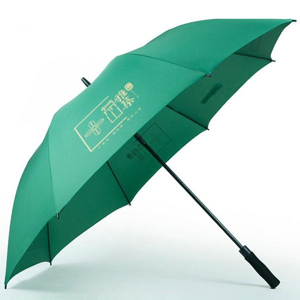 Green Golf Umbrellas