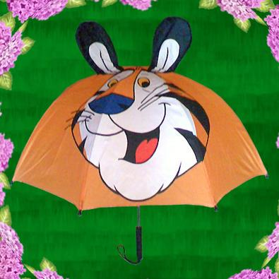 Cartoon Umbrellas for Kids