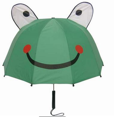Kids Frog Umbrellas
