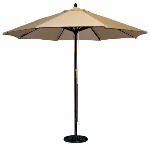 Amazing Windproof Patio Umbrellas