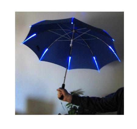 LED Light Flying Umbrellas
