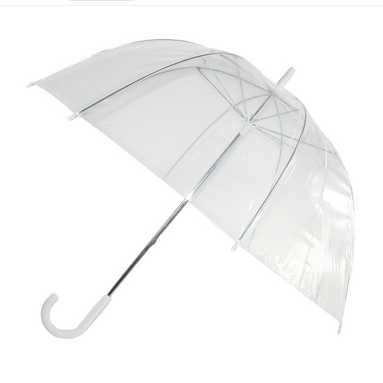 PVC POE Clear Umbrellas
