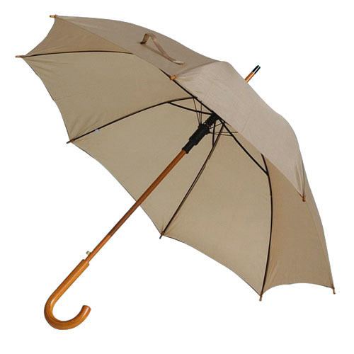 Wooden Handle Umbrellas