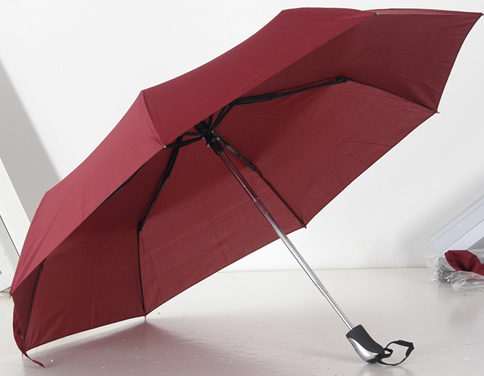Wind Resistant Folding Umbrellas