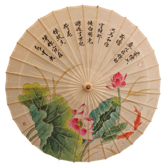 Chinese Paper Umbrellas