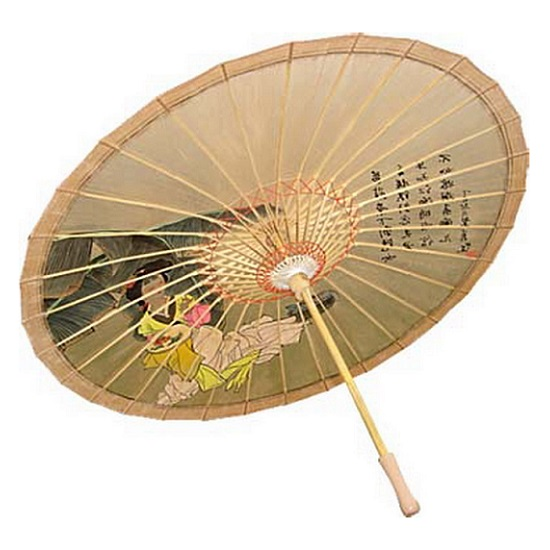 Paper Parasols Wholesale