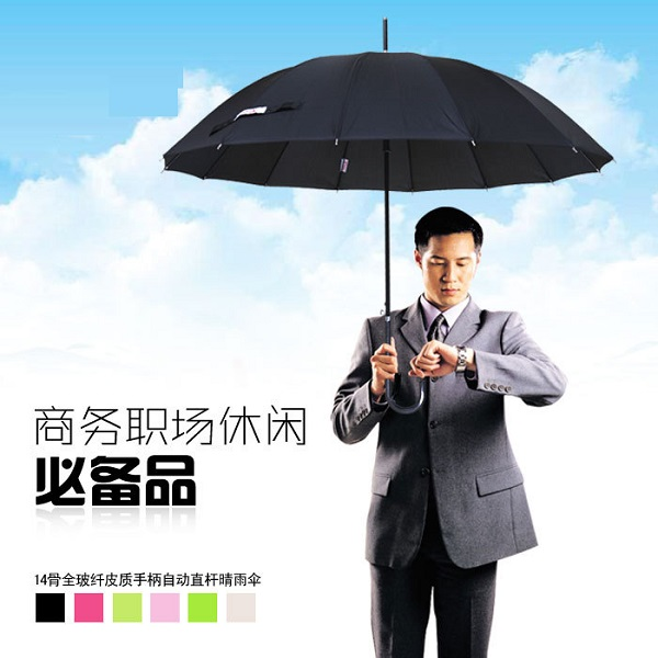 Gentleman Stick Umbrellas