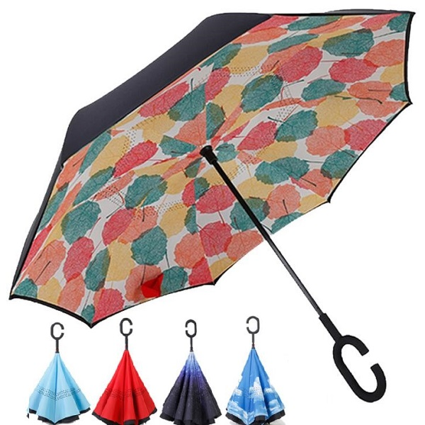 Inverted Umbrella, Reverse Umbrella